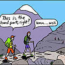 Hard part by attroll in Boots McFarland cartoons