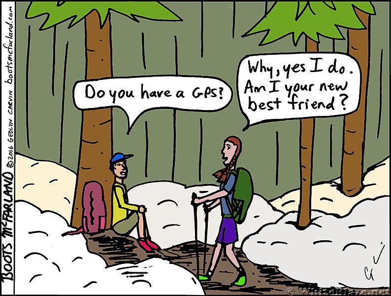 GPS friend
