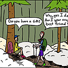 GPS friend by attroll in Boots McFarland cartoons