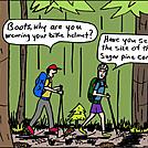 Helmet by attroll in Boots McFarland cartoons