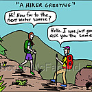 Greeting by attroll in Boots McFarland cartoons