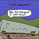 Too quite by attroll in Boots McFarland cartoons