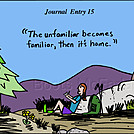 Familiar by attroll in Boots McFarland cartoons