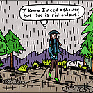 Shower by attroll in Boots McFarland cartoons
