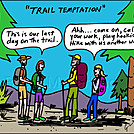 Trail Temptation by attroll in Boots McFarland cartoons