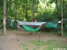 Dahlgren Site 1 by DGrav in Hammock camping