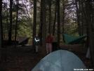 Wet Weekend at Pinchot Trail by DGrav in Hammock camping