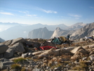 High Sierra Trail by Swiss Roll in Other Trails