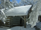 Winter on Roan Mountain, TN '10 by mountain squid in North Carolina & Tennessee Shelters