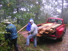 Curley Maple Gap Shelter, TN, 9/30/10 by mountain squid in Maintenence Workers