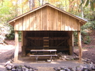 New Curley Maple Gap Shelter, TN 10/13/10