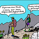 Philosopher by attroll in Boots McFarland cartoons