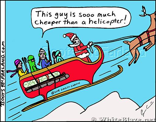 Santa cheaper