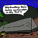 Stop breathing by attroll in Boots McFarland cartoons