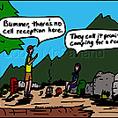 Primitive by attroll in Boots McFarland cartoons