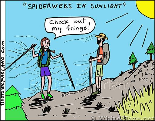 Spider fringe