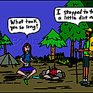 Dirt nap by attroll in Boots McFarland cartoons