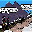 Mt Goat by attroll in Boots McFarland cartoons