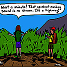 Highway by attroll in Boots McFarland cartoons