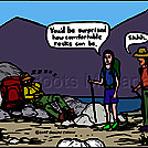 Comfy Rocks by attroll in Boots McFarland cartoons