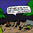 Last night by attroll in Boots McFarland cartoons