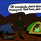 Move along by attroll in Boots McFarland cartoons