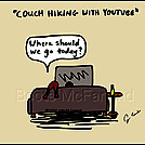 Couch hiking by attroll in Boots McFarland cartoons