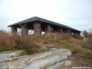 Sunrise Mt Pavilion by snowshoe in New Jersey & New York Shelters