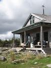 hut by k-n in Galehead Hut