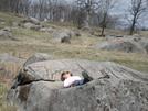 Chillin' @ The Devil's Den/gettysburg