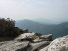 View from Hawksbill Summit 9-10-07