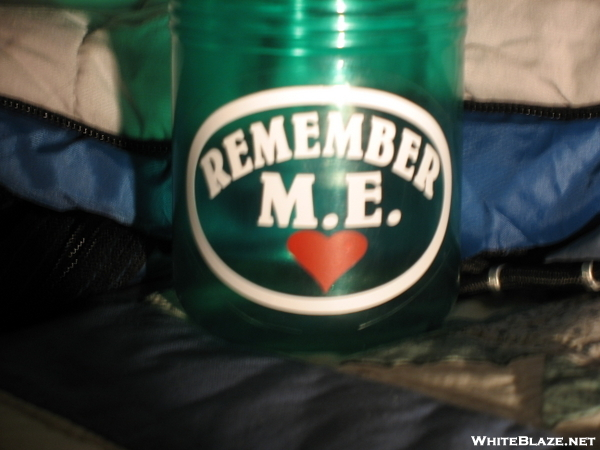 Remember M.e. Sticker