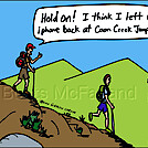 Coon Creek by attroll in Boots McFarland cartoons