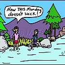 Monday by attroll in Boots McFarland cartoons