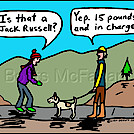 Jack Russlee by attroll in Boots McFarland cartoons