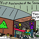 Avalanche by attroll in Boots McFarland cartoons