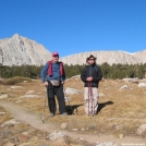 doodah-man (left) & Lunch (right) by doodah man in Day Hikers
