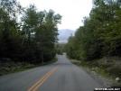 Entering Baxter State Park