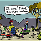 Bandana by attroll in Boots McFarland cartoons