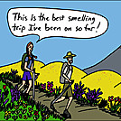 Best Smell by attroll in Boots McFarland cartoons