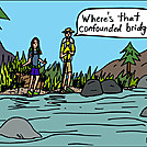 Bridge by attroll in Boots McFarland cartoons