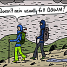Rain down by attroll in Boots McFarland cartoons