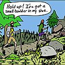 Shoe Boulder