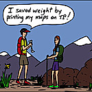TP Map by attroll in Boots McFarland cartoons