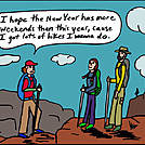 Weekends New Year