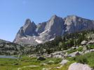 War Bonnet Peak by UnkaJesse in Continental Divide Trail