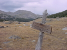 Shadow Lake Trail Intersection by UnkaJesse in Continental Divide Trail