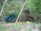 Clark & Hennessy on Buffalo River by RobertM in Hammock camping