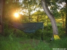 Clark on The Buffalo by RobertM in Hammock camping