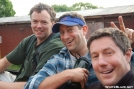 SMOG takes a pick-up ride into town with Postal and Skinny B by Pack Mule in 2006 Trail Days